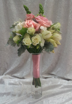 Grouped Wedding Bouquet
