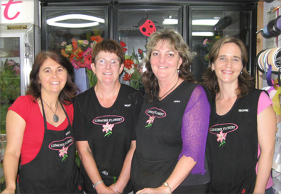 Locally owned Florist - Lismore Florist