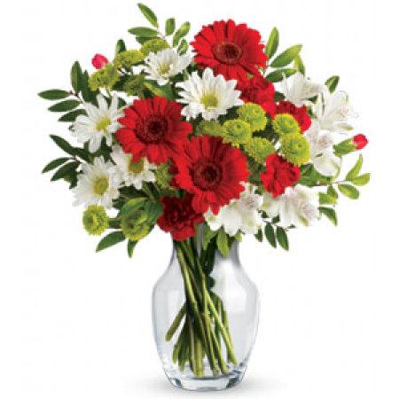 Garden Rhapsody w/ Vase