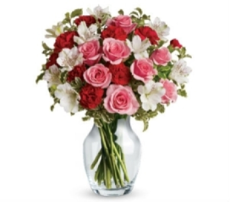 Love Grows w/ Vase